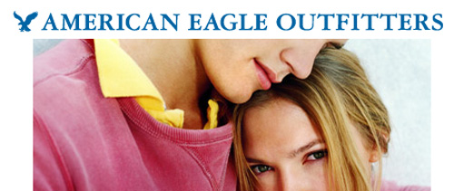 American Eagle Outfitters $100 Gift Cards for $90 - Save 10%