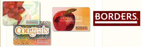 Borders Books & Music - $100 Gift Cards for $90 - Save 10%
