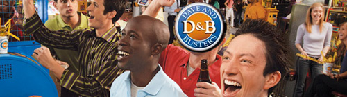 Dave & Busters $90 Gift Cards for $81 - Save 10%