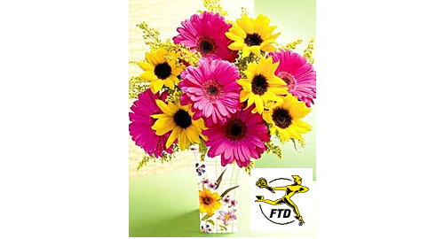 FTD Flowers $120 Gift Card for $108 - Save 10%