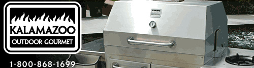 Kalamazoo Grills - $200 Gift Cards for $180 Save 10%