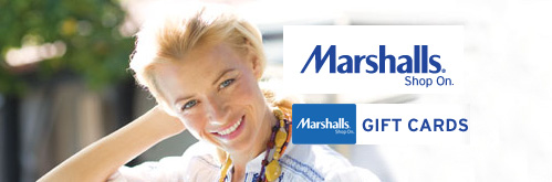 Marshalls $225 Gift Card for $209.50 Save 10%