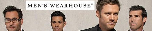 Men's Wearhouse $100 Gift Cards for $90 - Save 10%