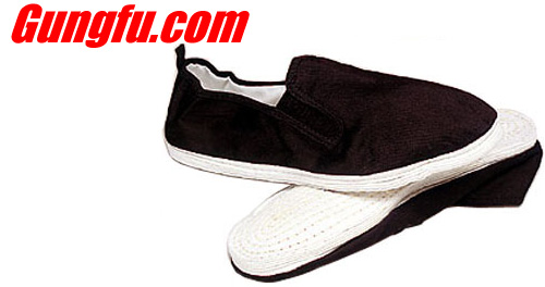 Chinese Kungfu Shoes Soft Cotton Bottom
