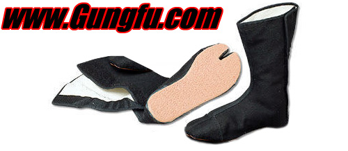 Ninja Tabi Boots - Long Style - Ninja Uniform Shoes