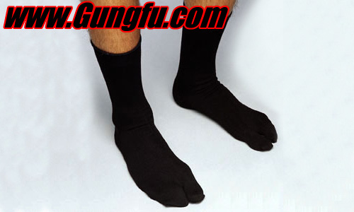 Ninja Tabi Socks - Authentic Ninja Wear