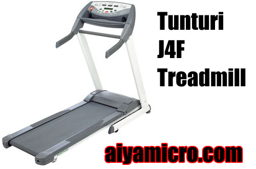 Tunturi J4F Foldable Treadmill