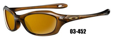 Oakley Sunglasses - Fives 3.0 Dark Amber w/Bronze Lens - XS Youth